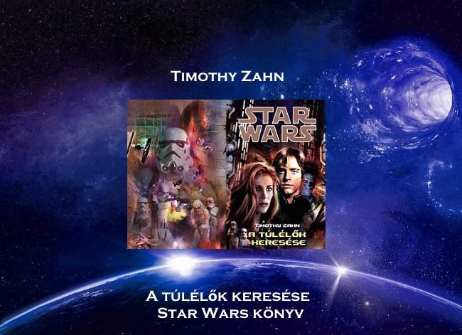 A túlélők keresése Star Wars könyv