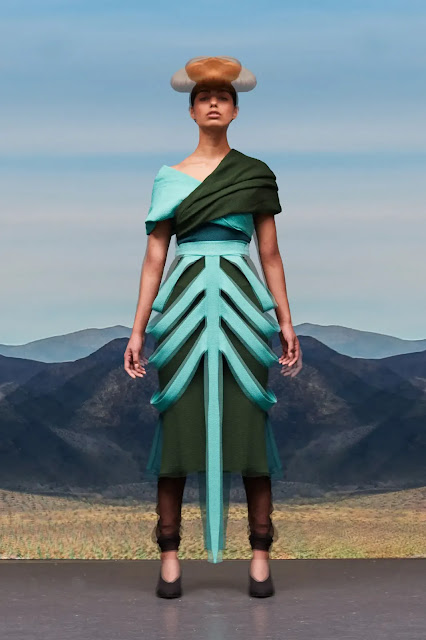 Edeline Lee London Fashion Week