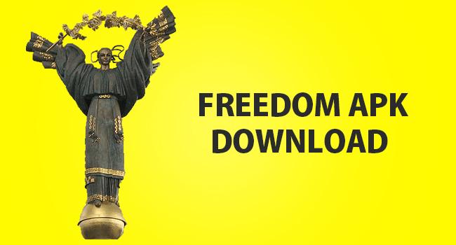 Freedom Apk v2 0 5+ [Latest] download 2017 version free download