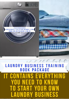 Laundry Business Training For Nigerians 2021
