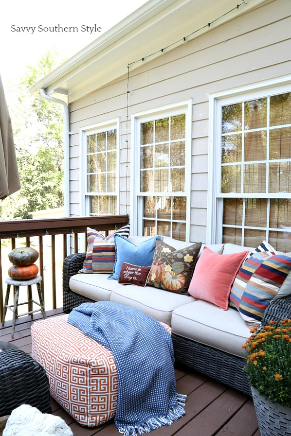 Savvy Southern Style Tips To Create A Cozy Outdoor Space