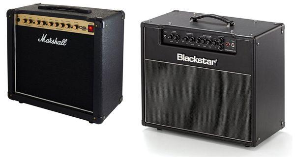 Amplificadores a Válvulas para Guitarra de Alta Ganancia (High Gain)