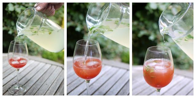 Zitronenlimonade | Getränke | Rezept