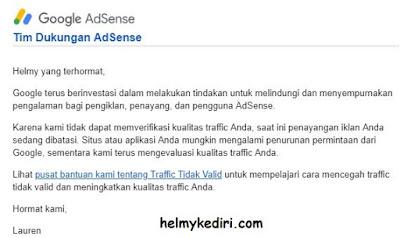 Traffic tidak berkualitas