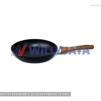 OTH - WAJAN FRY PAN MARBLE J21-20CM SYNMORE/ TAJIMA
