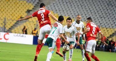 موعد مباراة الاهلي والمصري البورسعيدي في الدوري المصري