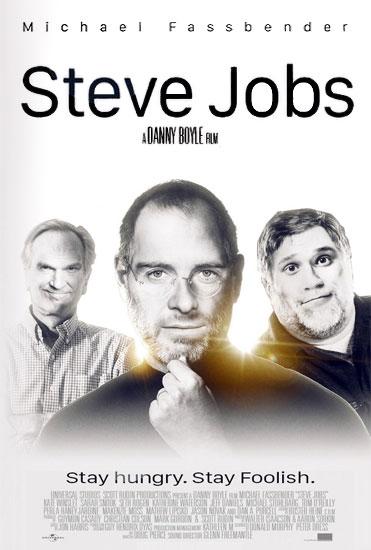 Steve Jobs (2015) สตีฟ จอบส์ เวอร์ชั่น 2015 [HD]