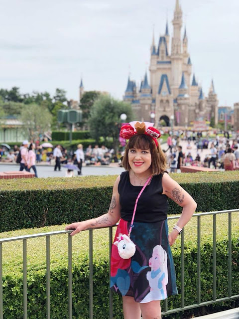 Tokyo Disneyland fête ses 35 ans