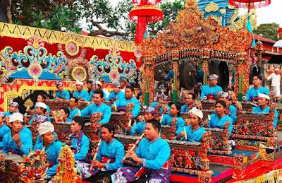 Alat Musik Tradisional Bali