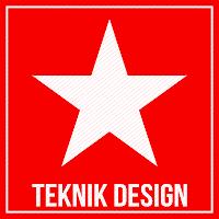 teknik design logo naming