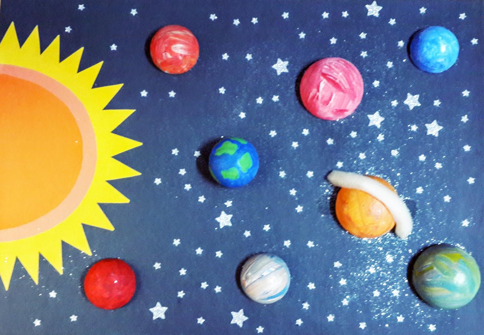 çocuklara Ve ögretmenlere Eğlenceli Faaliyetler 3d Güneş Sistemi