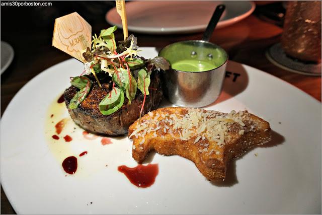 Celebraciones en los Restaurantes de Massachusetts