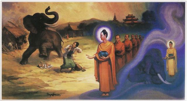 Đạo Phật Nguyên Thủy - Kinh Trung Bộ - 25. Kinh Bẫy mồi