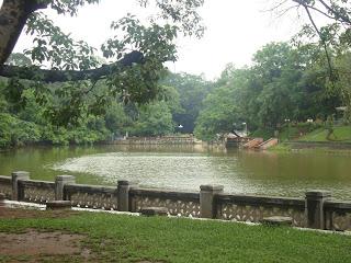 Lago Thu Le de Hanoi