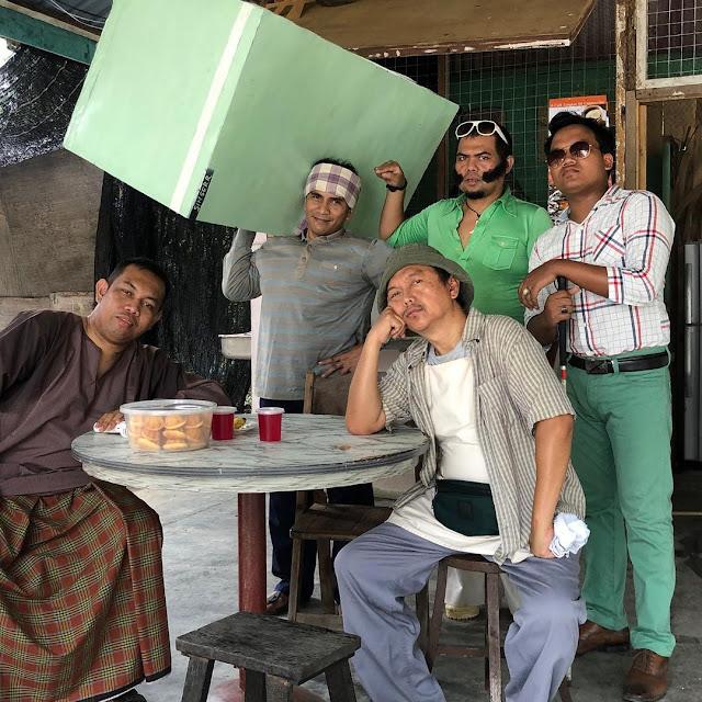 Saksikan Drama Siri Kampong Pisang Bersiri-Siri Eksklusif Hanya Di Astro Citra