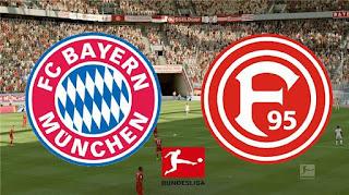 موعد مباراة بايرن ميونخ وفورتونا دوسلدورف بث مباشر بتاريخ 30-05-2020 ضمن مباريات الجولة الـ (29) الدوري الالماني