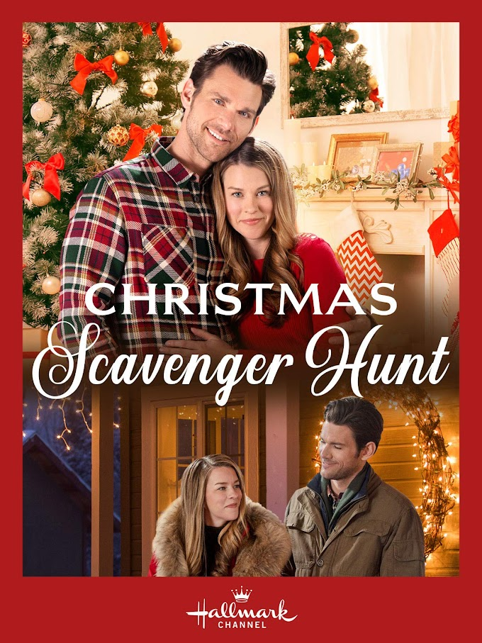 (FREE DOWNLOAD) Christmas Scavenger Hunt (2019) | Engliah | full movie | hd mp4 high qaulity movies