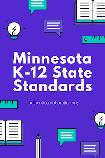 Minnesota MN State Standards for K-12 Teachers: Spreadsheets for All Grades and Content Areas