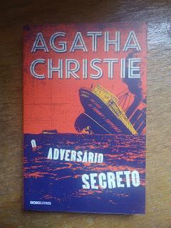 Livro: O Adversário Secreto
