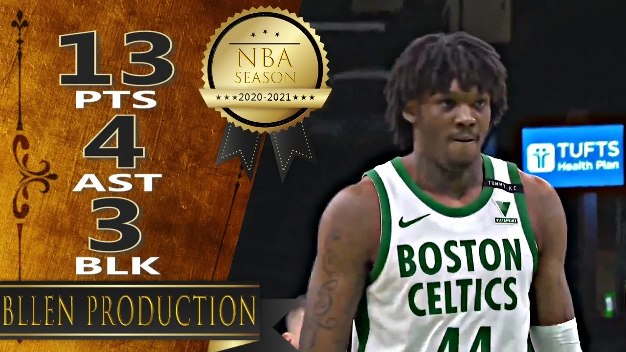Robert Williams III 13pts 3blk vs LAC | March 2, 2021 | 2020-21 NBA Season