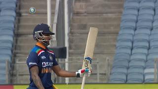 Shikhar Dhawan 98 vs England Highlights