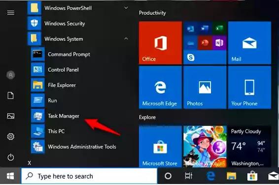 task manager shortcut, task manager shortcut key, task manager shortcut windows-10, shortcut for task manager, how to open task manager, how to open task manager in windows 7, how to open task manager in windows 10