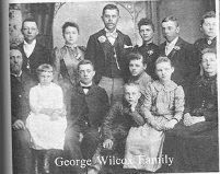 Climbing My Family Tree: George & Mary J. Wilcox Family, photo used with permission