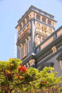 quartiere inglese, edificio