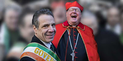 Dolan and Cuomo