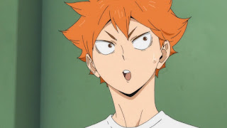"Hellominju.com : ハイキュー!! アニメ 第4期3話 視点 (日向翔陽 Shōyō Hinata CV. 村瀬歩) | Haikyuu!! Season4 Ep.3 ""Haikyuu!! ""Perspective""""  | Hello Anime !"