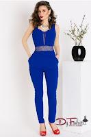 Salopeta Blue Infinit