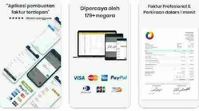 Invoice & Quotation – Aplikasi Faktur dan Estimasi