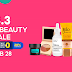 Boost your Beauty Routine with Top Skincare, Makeup, and More from the Shopee 3.3 Mega Beauty Sale