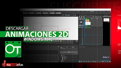 descargar OpenToonz, animaciones 2d