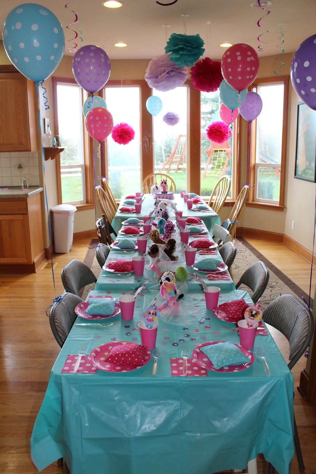 In The Hartland Lia S Beanie Boo Birthday Party