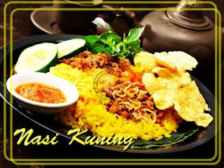 Resep Nasi Kuning Spesial Cita Rasa Nusantara