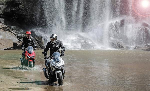 Como estão as vendas de motos em fevereiro de 2021?