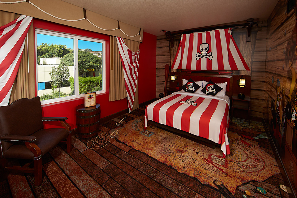How to Create a Pirate Themed Bedroom