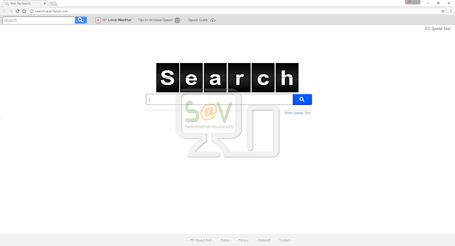 Search.searchpcst.com (Hijacker)