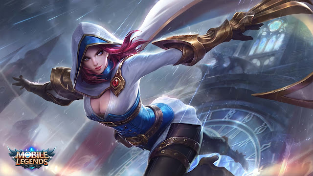 Wallpaper Natalia - Bright Claw