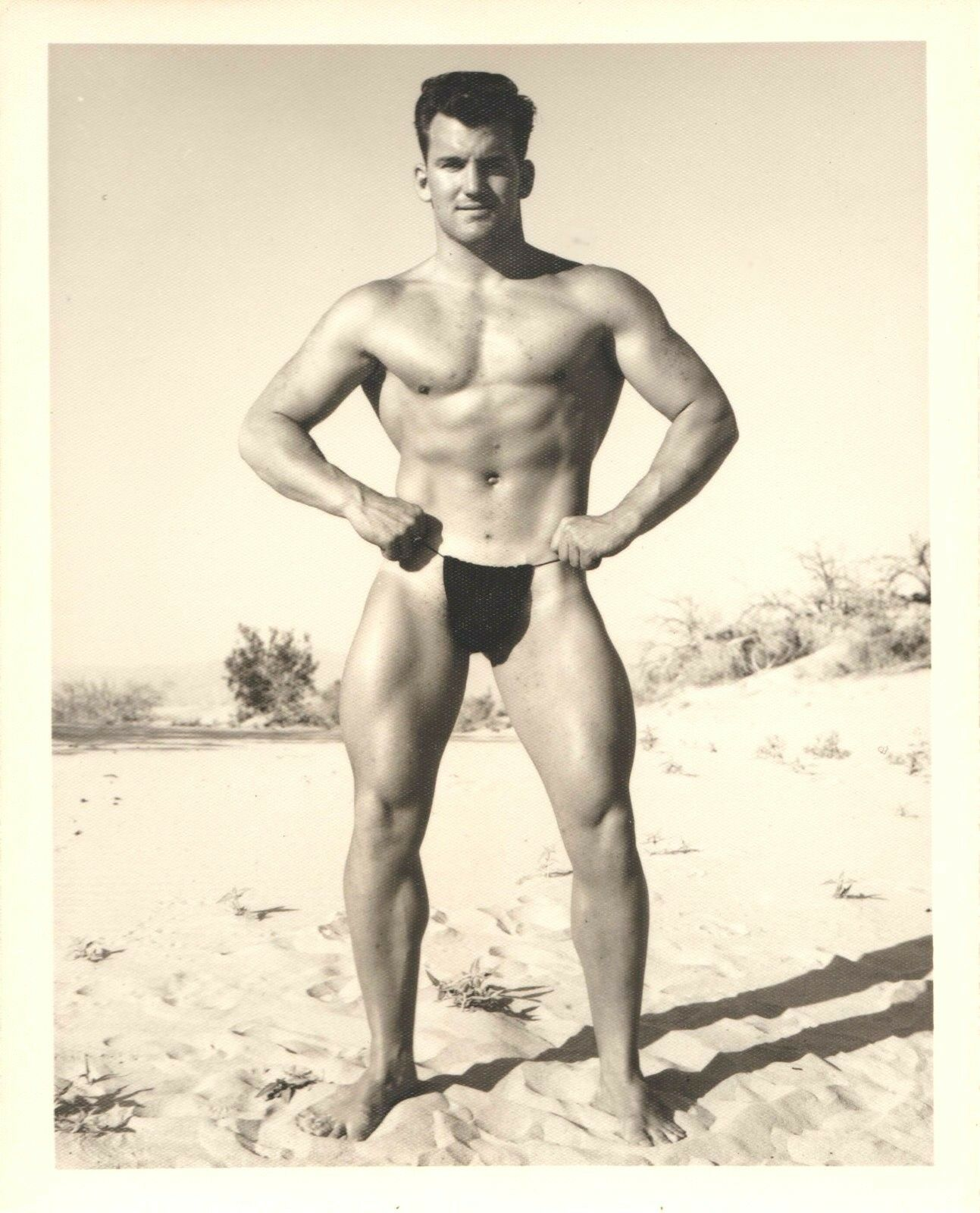 Vintage Male Nude Photography