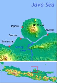 Letak Geografis Kerajaan Demak