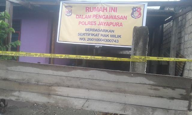 Kantor Biro Politik ULMWP Disegel oleh Polisi