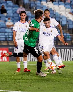 ¡Goleada en casa! Real Madrid Castilla 4-0 San Fernando UD.
