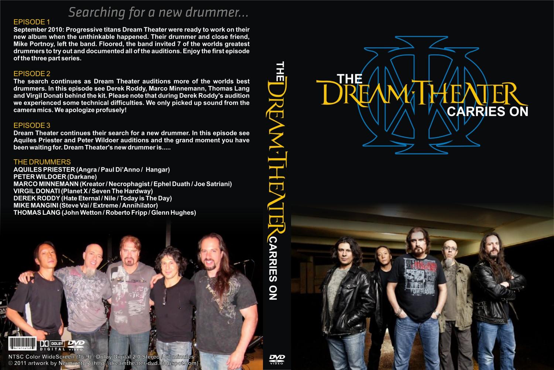 dvd dream theater romavarium