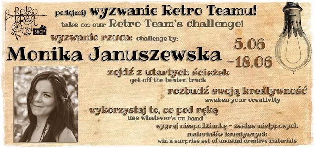 Wyzwanie Retro Teamu: Recykling