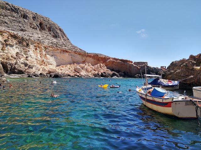 Sincerely Loree: Ghar Lapsi,   Malta