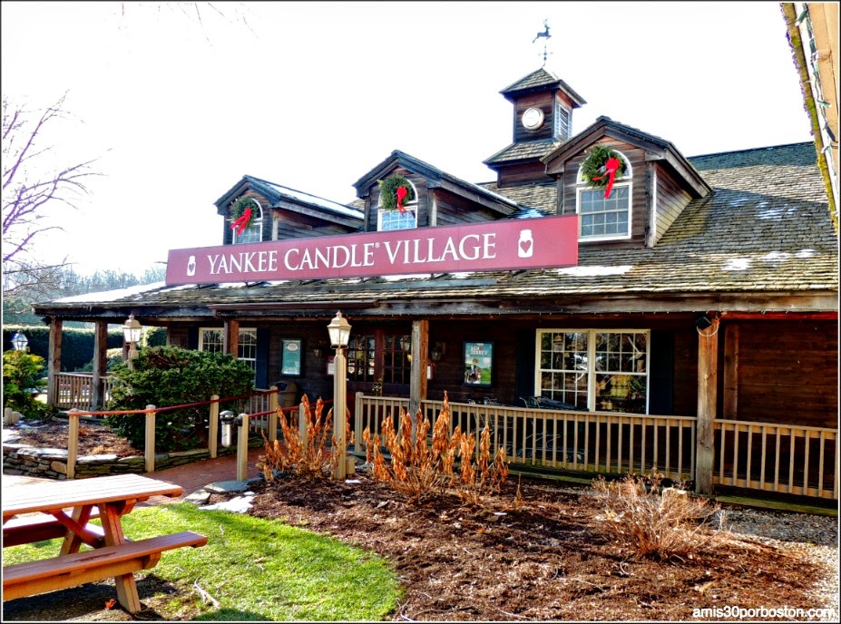 Yankee Candle Village