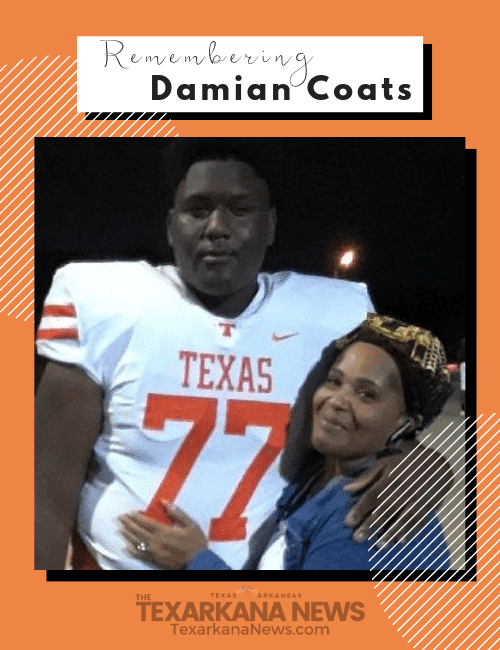 Damian Coats' passing touches all Texas Tigers — but now his family needs our help