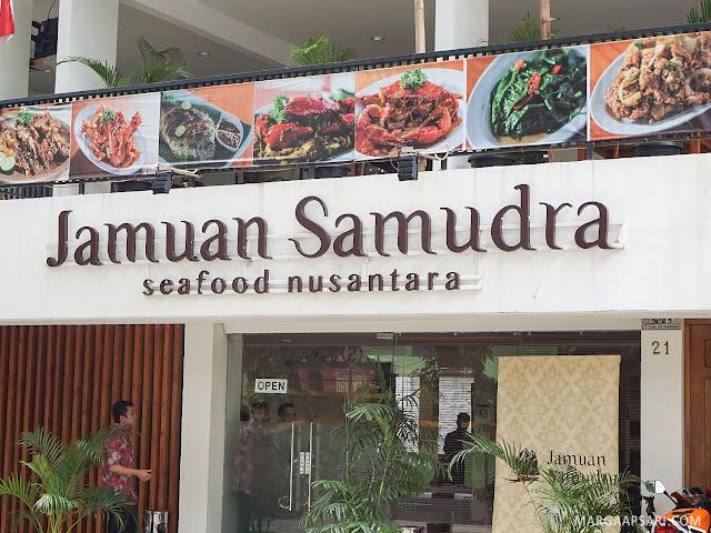 Jamuan Samudra, Senopati Jakarta